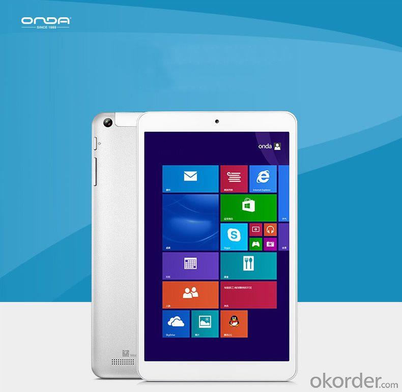 Onda V819W 8 Inch Intel Z3735e 64bit Quad Core Win8.1 IPS Tablet PC
