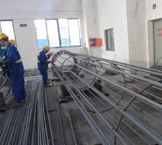 Steel Rebar / Deformed Bar / Reinforcing Bar