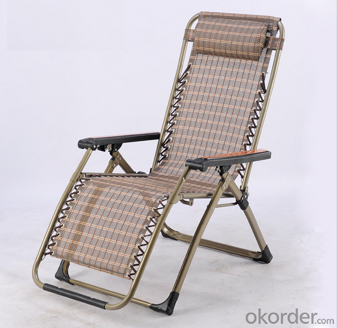 Military High-end Outdoor Folding Picnic Chair With Table