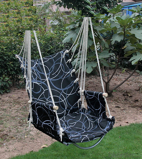 Folding  Aluminum Outdoor  Garden Portable Swing Chair  Picnic Chair