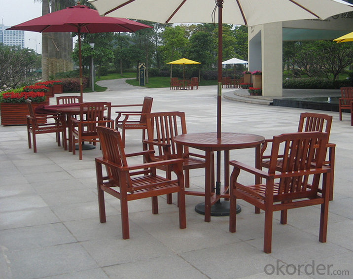 Outdoor Furniture/Plastic Wood Table Top/Jointed Board Table-board