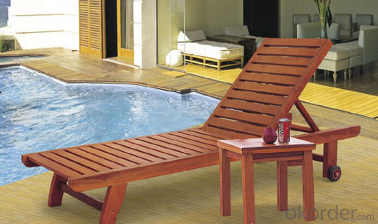 Classic Design Outdoor Furniture Teak Wood Garden Furniture