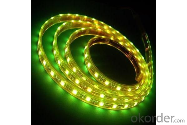Led Flexible Strip  DC Cable  SMD3528 30 LED   PER METER OUTDOOR IP65
