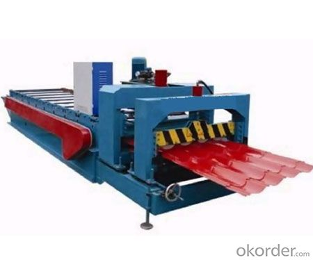 35-205-820 type of glazed tile machine