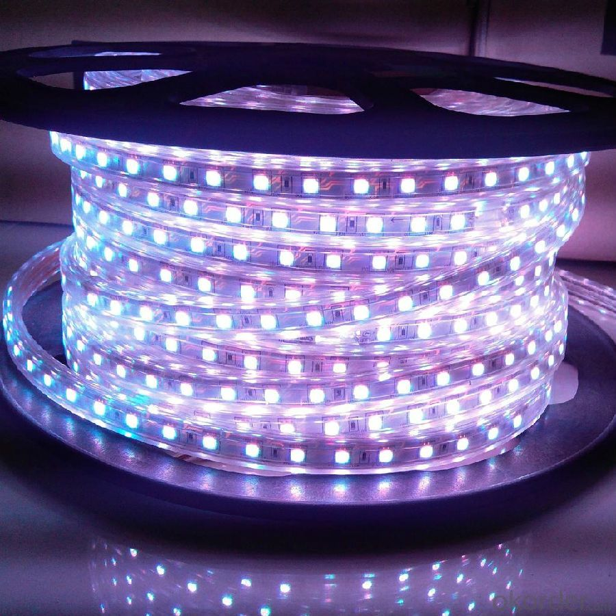 Led Low Voltage Light SMD3528 DC 120 LEDS PER METER OUTDOOR IP65