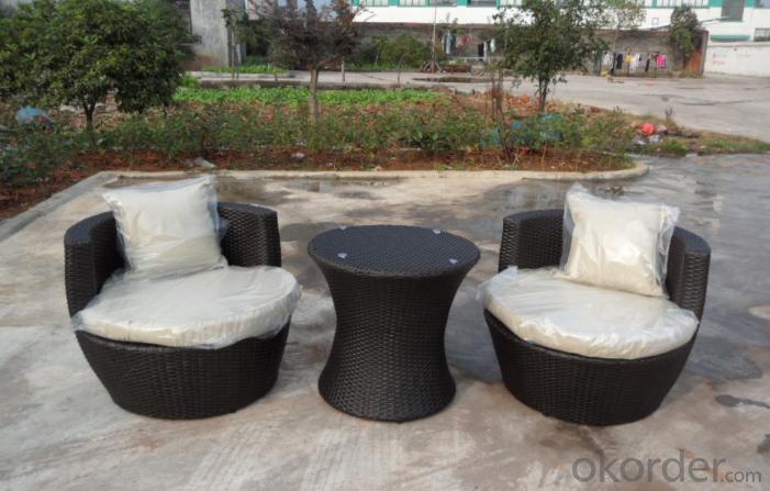 Patio Rattan  Sofa for Outdoor Chair Garden Wicker