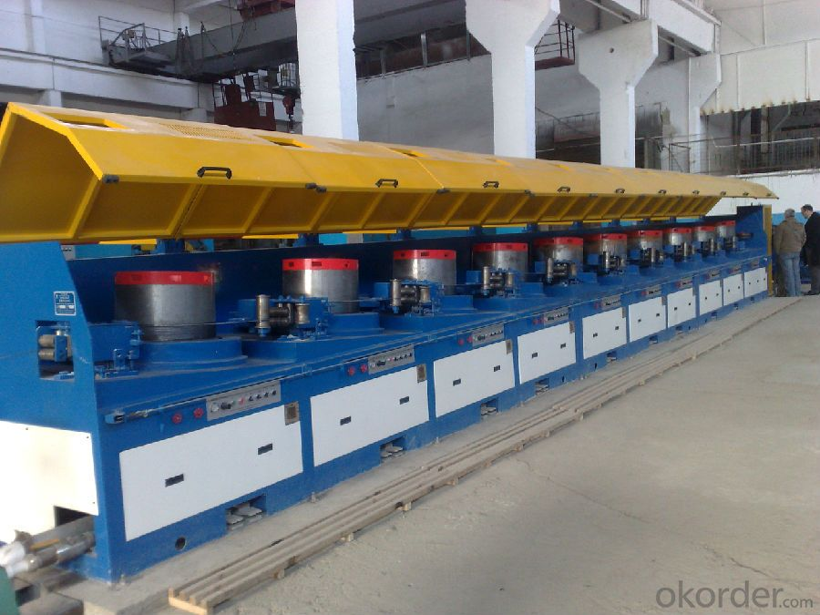 LOW CARBON STEEL WIRE DRAWING MACHINE FACTORY