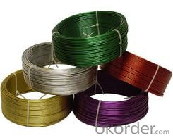 PVC Coated Wire/ Iron Wire(good quality and competitive price)