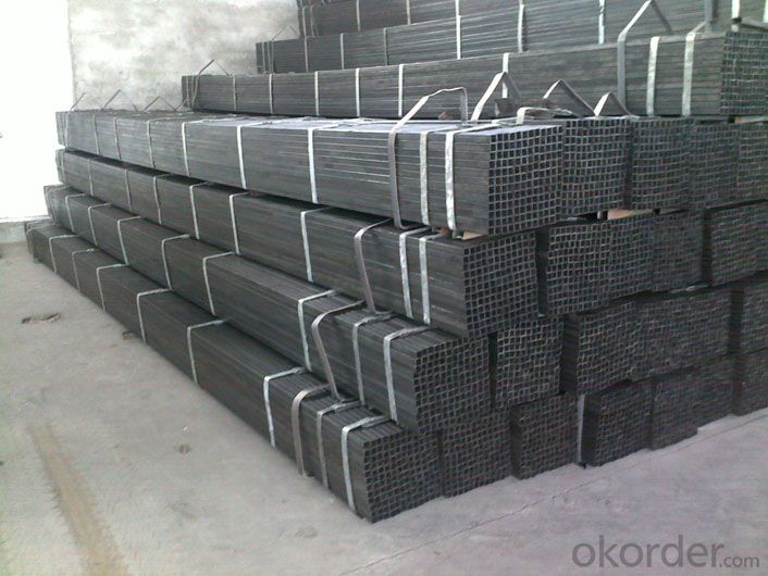 Square Steel Pipe from Okorder in China with High Quality
