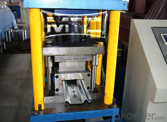 Rolling Door Roll forming Production Machine