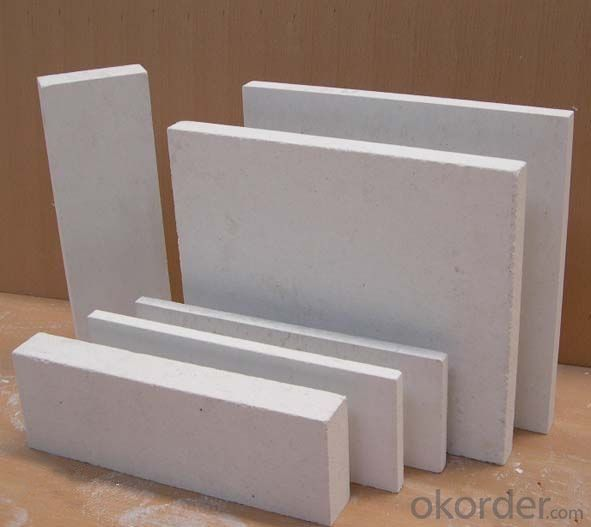Calcium Silicate Board 650c High Strength Easy to Install