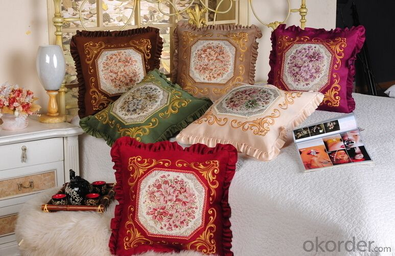 Chair Beads Pillow Cover Material 100% Cotton