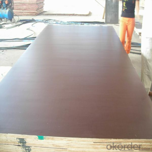18mm film faced plywood,plywood marine for concrete formwork
