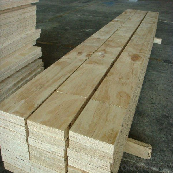New Zealand radiata pine scaffolding plank for Midde East