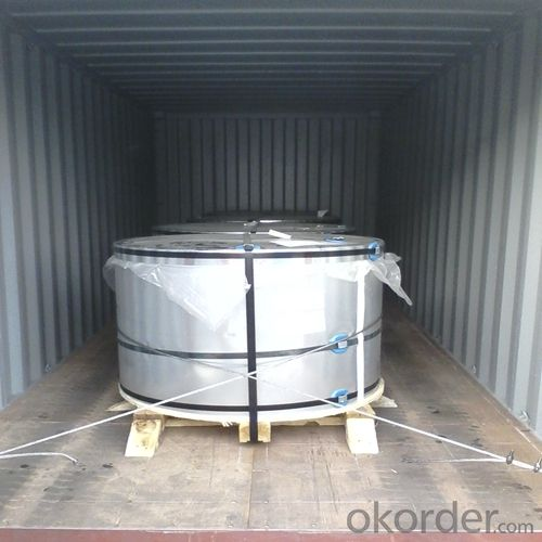 Electrolytic Tinplate of  High Quality for Metal Containers