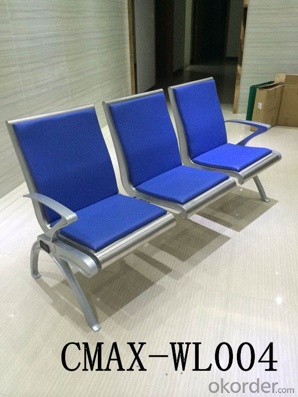2 Seater Waiting Chair with Morden Design CMAX-WL013