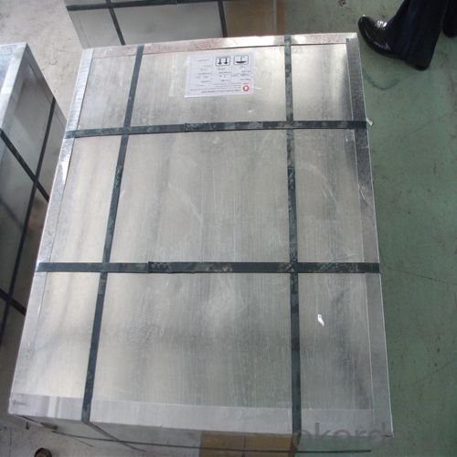 Electrolytic Tinplate Sheets for Industrial Paint Package