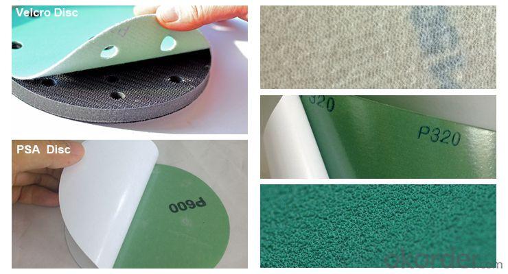 3m 216u buffind dry disc/sanding paper/abrasive tools