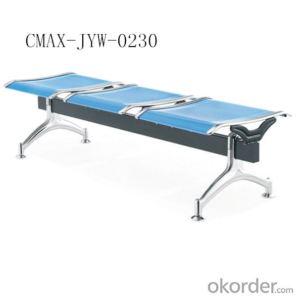 Metal Public Waiting Chair with Competitive Price CMAX-JYW-0230