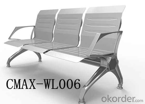 Strong Waiting Chair with Great Price CMAX-WL010
