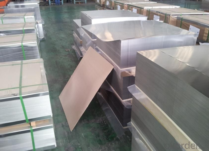 Stainless Steel plate and sheet 409L with plenty stock