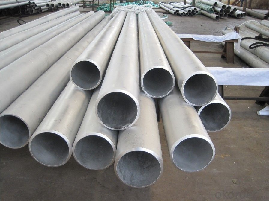 Austenitic Seamless Steel Pipe 316L (00Cr17Ni14Mo2)