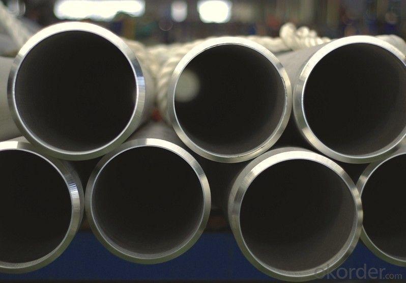 Austenitic Seamless Steel Pipe Good Corrosion Resistance 304(0Cr18Ni9)
