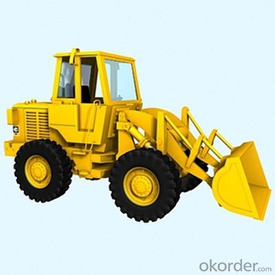 Wheel Loader 3ton Cheap Model Wheel Loader N935 With Ytr Diesel Engine