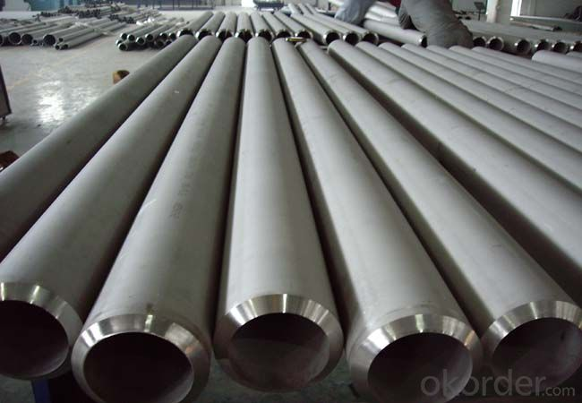 Heat Exchanger Stainless Steel Pipe TP304 ASTM A213