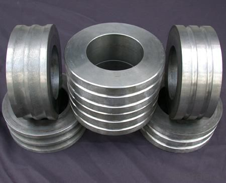 Tungsten Carbide Rolls with Top Qualty Long Life Circle