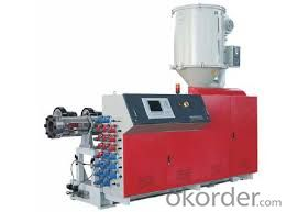 Screw Extruder Machinery   for  The Production Of PVC Membrane