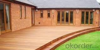 Outdoor Patio Decking Floor Covering from China