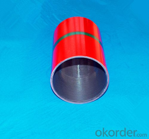 Tubing Coupling of Grade L80 with API Standard