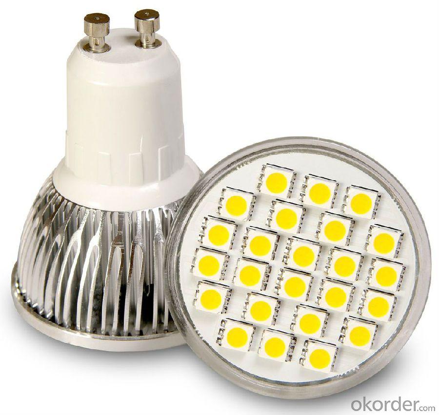 LED Spotlight 12V 3.5W 120degree CE RoHS MR16