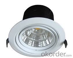 LED COB Downlight  6 inch with  beautiful looking design