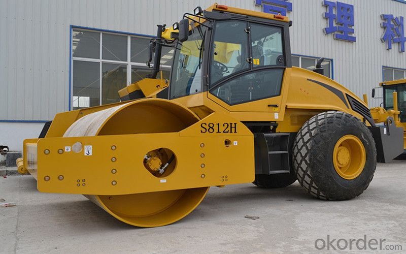 Road Roller Buy S812H Road Roller at Okorder