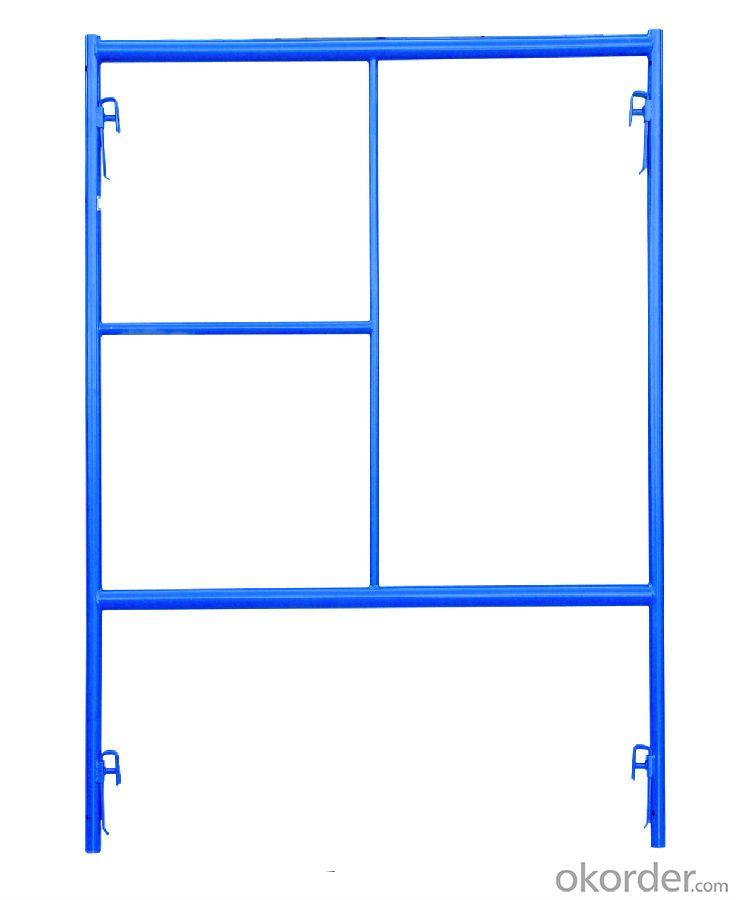 Walk Through Frames Scaffold System for construction