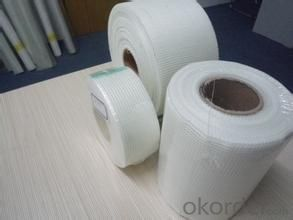 Self-Adhesive Jointing Mesh Tape 75g/m2 9*9/inch