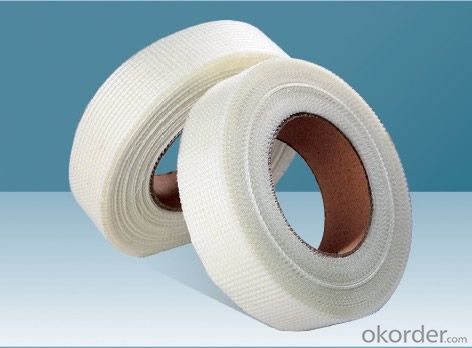 Self-Adhesive Jointing Mesh 75g/m2 9*9/inch high strength