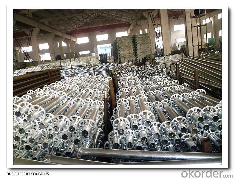 Ringlock Scaffolding Rosette Q235/345 Steel Galvanized