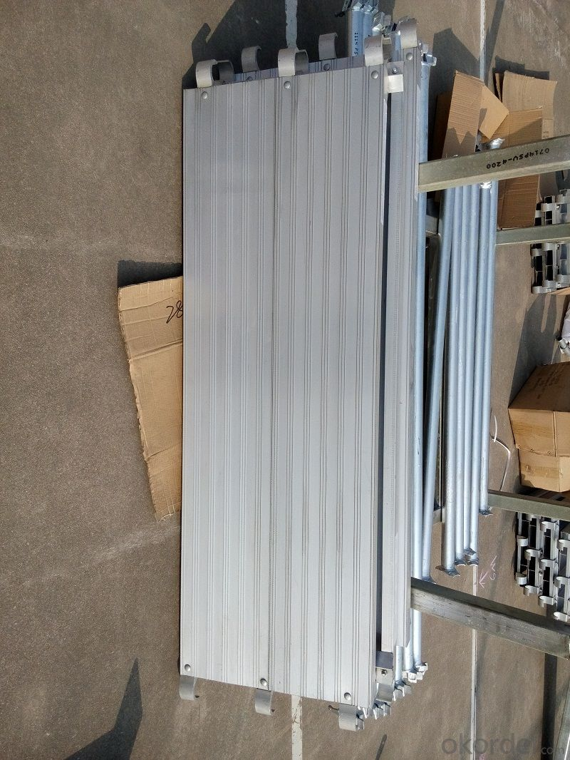 Scaffold Walk Board : Buy aluminum board scaffolding steel plnk price size