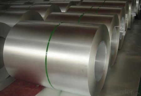 Hot-Dipped Galvanized Steel Coil for Constructions
