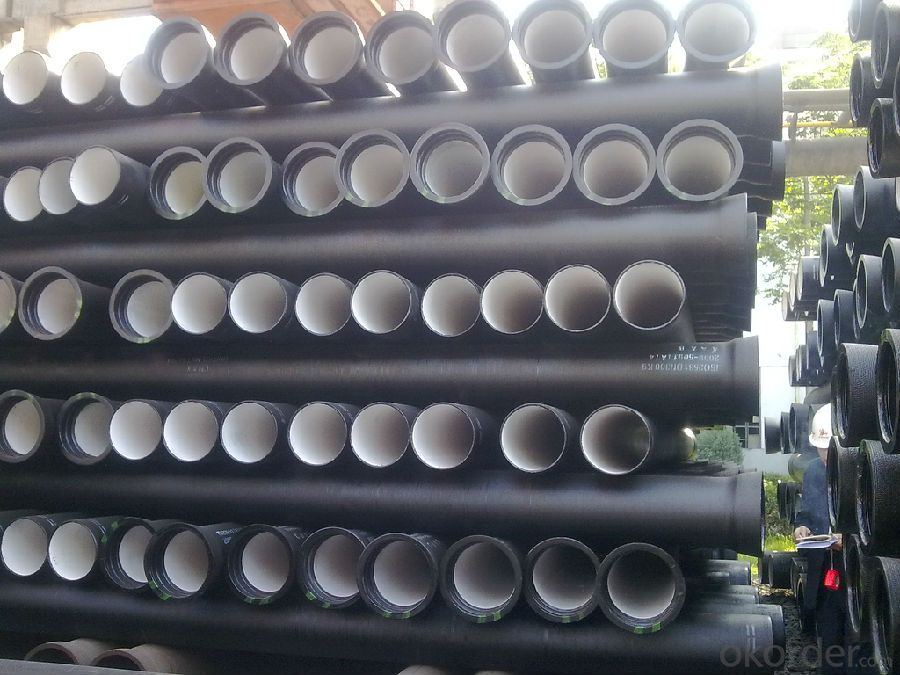Ductile Iron Pipe On Sale Made In China DN350