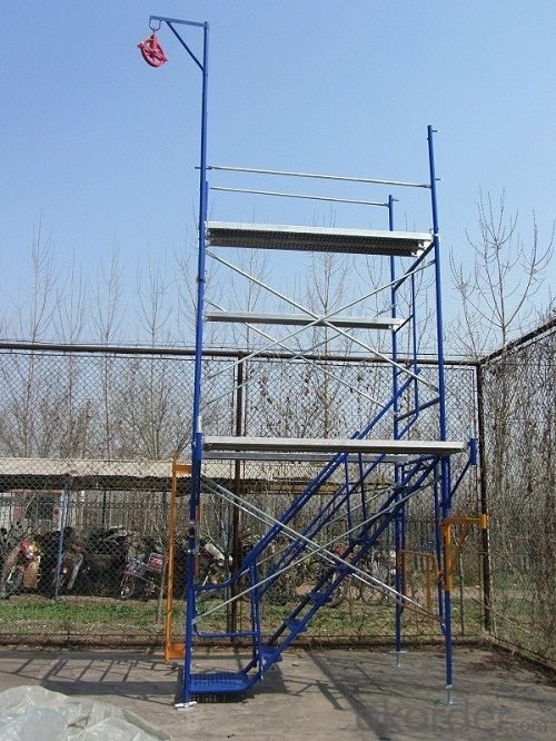 Ladder Scaffold System : Buy shoring frame scaffold ladder frames system price