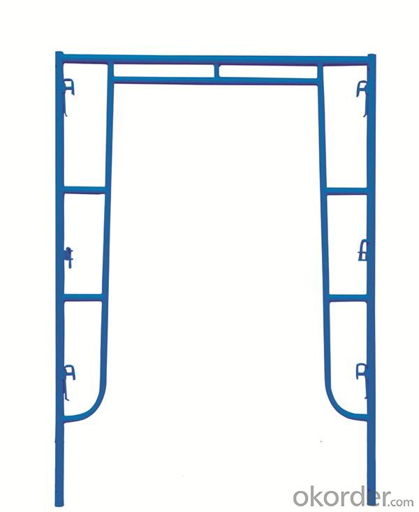 Walk Through Frames Scaffold System for Sale