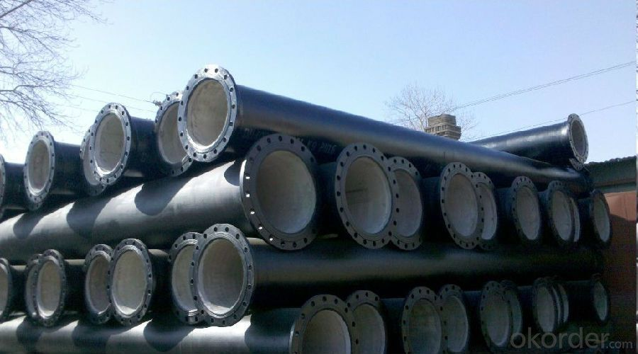 Ductile Iron Pipe On Sale Made In China DN80