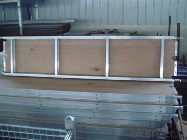 Aluminum Scaffold Deck : Buy scaffolding metal scaffold plank aluminum board price