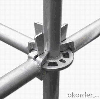 Ringlock Ledger Q235/345 Steel Galvanized