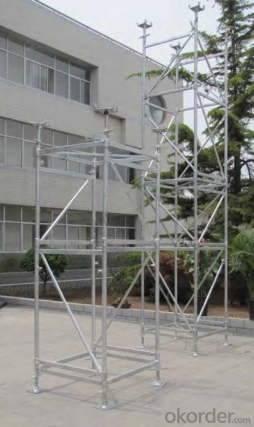 Professional ID 15 Tower Scaffolding from China