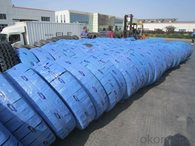 Truck and Bus Radial Tyre Patterns DD920
